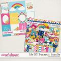 Life 2017-March Bundle by Melissa Bennett