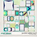 Pocket Addict No.8 by WendyP Designs