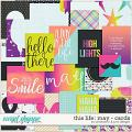 This Life: May - Cards by Amanda Yi & Juno Designs