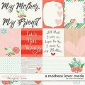 A Mothers Love Cards by River Rose Designs