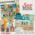 Aussie Life: Beach- BUNDLE by Digilicious, DSI & Flergs