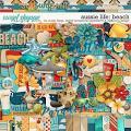 Aussie Life: Beach by Digilicious, DSI & Flergs