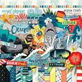 Aqua Rush by lliella designs