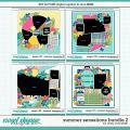 Cindy's Layered Templates - Summer Sensations Bundle 2 by Cindy Schneider