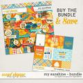 My Sunshine Bundle by Digital Scrapbook Ingredients