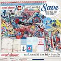Surf, sand & the 4th - Bundle by WendyP Designs