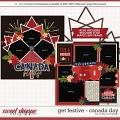 Cindy's Layered Templates - Get Festive: Canada Day by Cindy Schneider