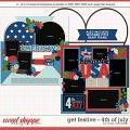 Cindy's Layered Templates - Get Festive: 4th of July by Cindy Schneider