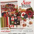 Belive in Magic: Worlds Canada Collection by Amber Shaw & Studio Flergs