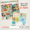 Let's Go Bundle by Digital Scrapbook Ingredients