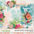 Garden Party: Page Magic by Amber Shaw