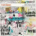 Dear Diary Artsy by Amanda Yi and Studio Basic