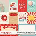 At the Boardwalk: Cards by Amber Shaw & Kristin Cronin-Barrow