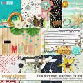 This Summer Stacked Cards by Studio Basic and Erin Wright
