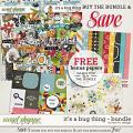 It's a Bug Thing - Bundle by Red Ivy Design