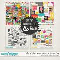 This Life: Summer - Bundle by Amanda Yi & Juno Designs