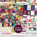 Boho Nights Bundle by Traci Reed