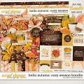 Hello AUtumn: Cozy Season Bundle by Kristin Cronin-Barrow