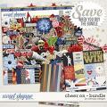 Cheer on - bundle by WendyP Designs
