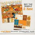 This Autumn - Pumpkin Patch Bundle by Digital Scrapbook Ingredients