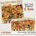 This Autumn | Kit Bundle by Digital Scrapbook Ingredients
