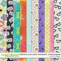 Embrace Your Inner Weirdness - Bonus Papers by Red Ivy Design