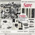 October Again - Bundle by Red Ivy Design