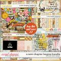 A New Chapter Begins Bundle by Studio Basic