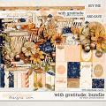 With Gratitude: Bundle by Kristin Cronin-Barrow