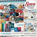 Around the world: Greenland - Bundle by Amanda Yi & WendyP Designs