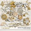 Silver & Gold Extras by River Rose Designs