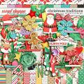 Christmas Traditions by River Rose Designs