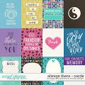 Always There {cards} by Blagovesta Gosheva & WendyP Designs