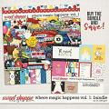 Where Magic Happens Vol 1: Bundle by LJS Designs