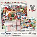 Where Magic Happens Vol. 2: Bundle by LJS Designs