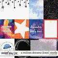 A Million Dreams {Boy}: Cards by Grace Lee