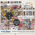 Junque Journal Love Note Bundle by Studio Basic and Etc. by Danyale