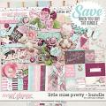 Little miss pretty - bundle by WendyP Designs