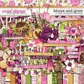 Bloom And Grow by Digital Scrapbook Ingredients