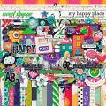 My Happy Place by Blagovesta Gosheva & Red Ivy Designs