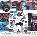 Easy Print: Can't people today by WendyP Designs