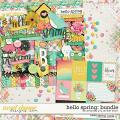 Hello Spring: Bundle by Amanda Yi & Amber Shaw