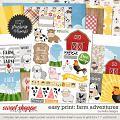 Easy Print: Farm Adventures by lliella designs