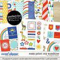 Easy Print: My Sunshine by Meghan Mullens