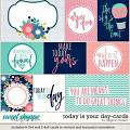 Today Is Your Day-Cards by Meghan Mullens