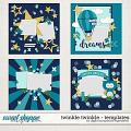 Twinkle Twinkle Templates by Digital Scrapbook Ingredients