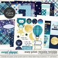 Easy Print: Twinkle Twinkle by Digital Scrapbook Ingredients