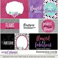 Flawesome-Cards by Meghan Mullens