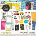 Easy Print: Playdate by WendyP Designs & Amanda Yi