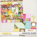 Easter Fun Bundle by Amber Shaw & Digital Scrapbook Ingredients